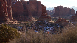 20111229 ARCHES 9483 Stock Video Footage