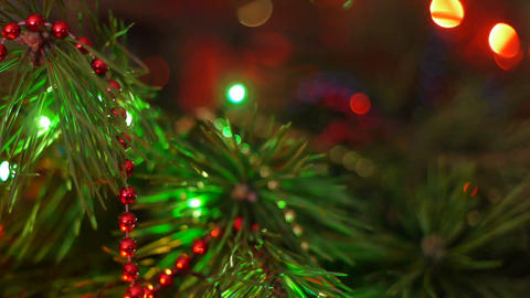 Christmas background Stock Video Footage