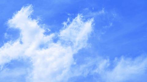 Cloudscape 11 Stock Video Footage