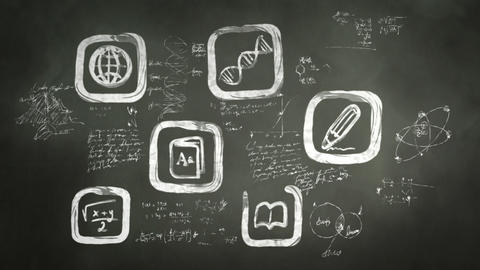 Apps In The Classroom stock footage
