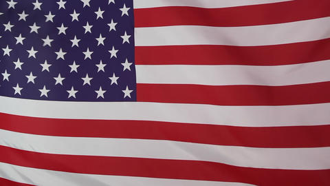 Textile United States flag Live Action