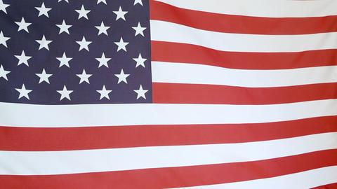 United States flag Live Action
