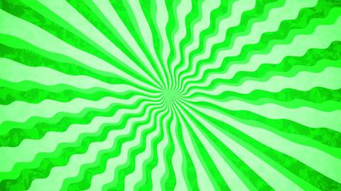 Green Vintage background Animation
