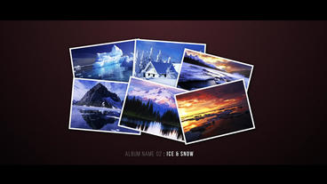Photographer - Picture presentation After Effects Project