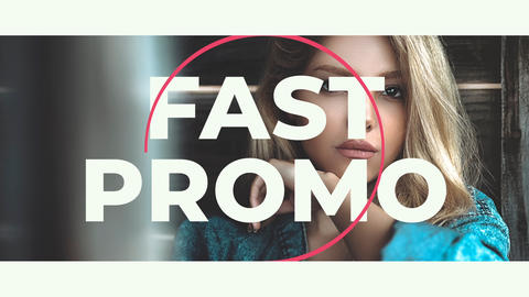 Fast Stomp Urban Promo After Effects Template