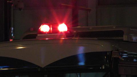 警察 パトランプ 警備 13930007 ビデオ