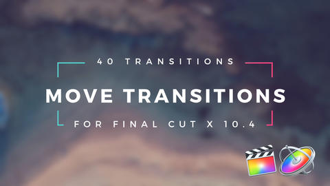 FCP X Transition Pack 1