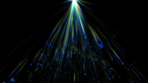 Vertical Sparks Light HD 02 Videos animados