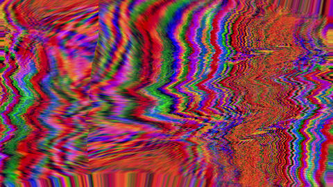 Charming distorted light leak iridescent background. Best choice for your Footage