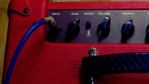 Turn volume up guitar amp graded Footage