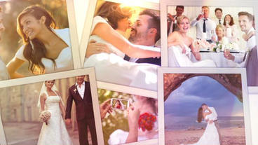 7 Wedding Template Set 2