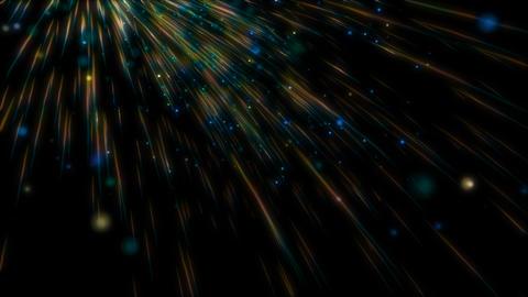 Sparks Light 03 Videos animados