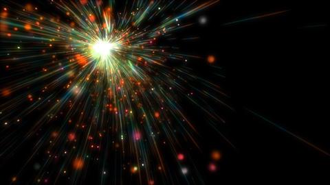 Sparks Light 06 Animation