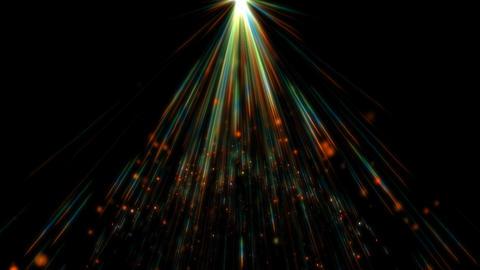 Vertical Sparks Light HD 01 Videos animados