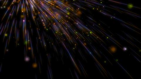 Sparks Light HD 04 Videos animados