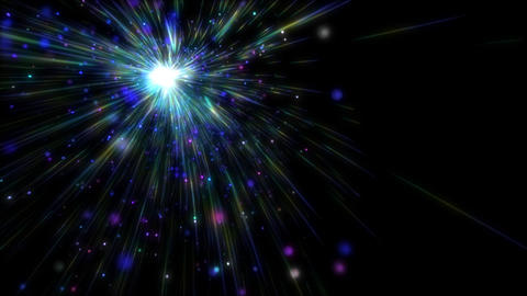 Sparks Light HD 50 Animation