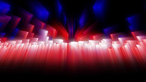Abstract Box Lights 04 Animation