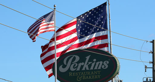 Perkins Restaurant And Bakery Logo Live Action