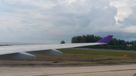 International Phuket Airport Footage