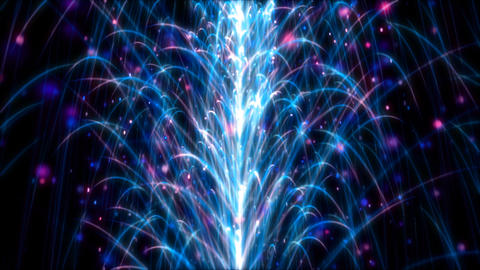 Abstract Fireworks Light V01 2