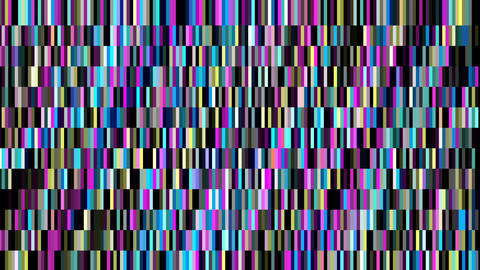 179 colorful mosaic Animation