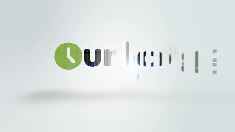 Logo Slices Zone After Effects Template
