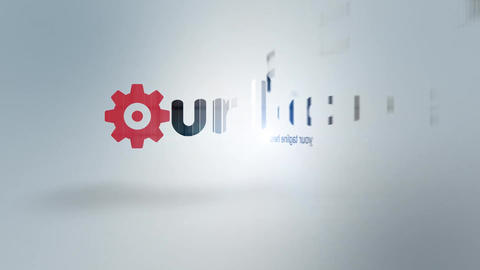 Equi Logo Reveal After Effects Template