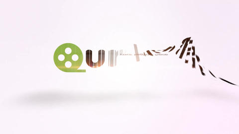 Quick Logo Data After Effects Template