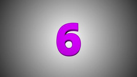 Countdown 08 Animation