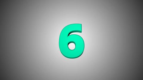 Countdown 14 Animation