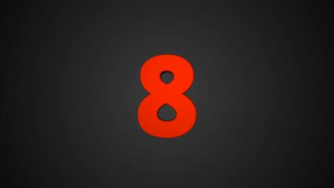Countdown 21 Animation