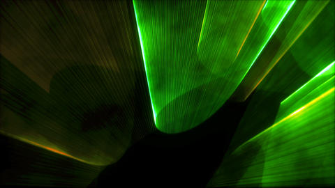 Laser Lights Dance Background Animation