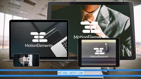 Gadget Corporate Slideshow V 2 Premiere Pro Template