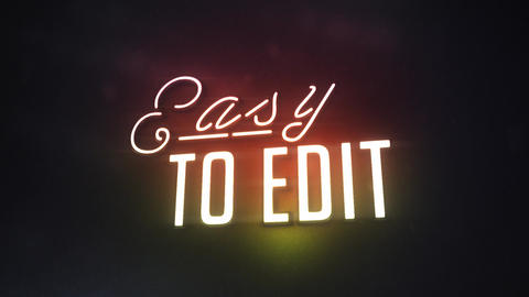 Stylish 3D Texts and Logos After Effects Template