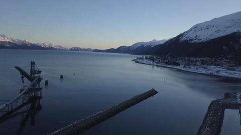 Winter Views Of Alaska