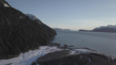 Winter Views Of Alaska 1