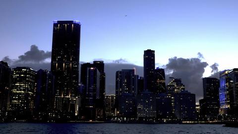 Downtown Miami Footage