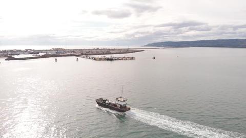 Boats In Alaska 1