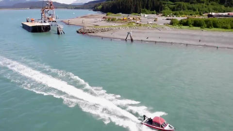 Recreational boating in Alaska Live Action