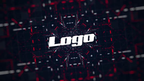 Logo - Abstract Technology After Effects Template