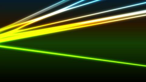 Hi-tech futuristic neon laser rays abstract video animation Animation