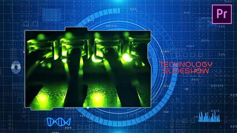Technology Slideshow Plantillas de Premiere Pro