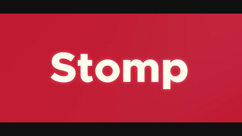 Stomp Intro Premiere Pro Template