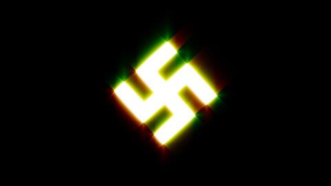 Swastika icon animation Animation