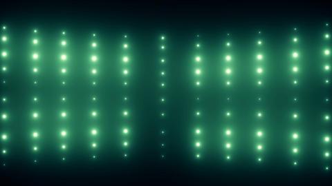 Bright flood lights glow background Animation