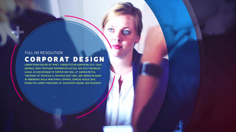 Slideshow-Corporate Design After Effects Template