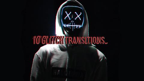 10 Glitch Transitions - 1
