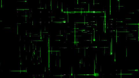 Horizontal Light Streaks HD 01 Animation
