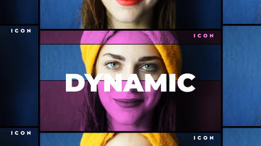 Dynamic Urban Opener After Effects Template