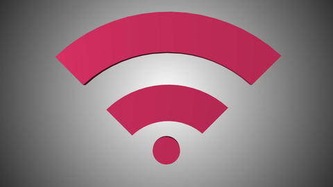 Wi fi icon 02 Animation
